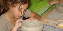stage céramique enfants